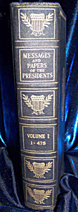 Messages and Papers of the Presidents Vol. I 1897 (Image1)