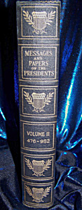 Messages and Papers of the Presidents Vol. II 1897 (Image1)