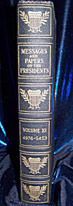 Messages and Papers of the Presidents Vol. XI 1897 (Image1)