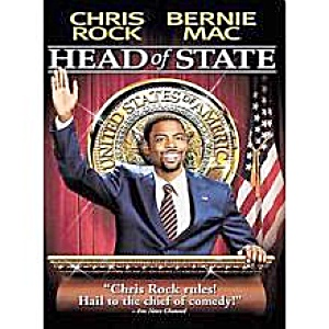 Head Of State. Dvd. W/ Chris Rock.