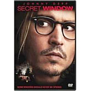 Secret Window Dvd W Johnny Depp