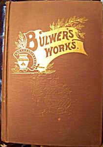 Bulwer's Works Volume 5. (Image1)