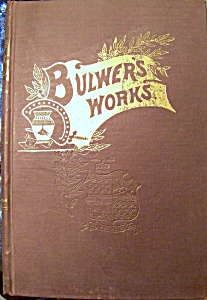 Bulwer's Works Vol. 9. (Image1)