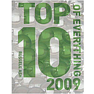 Top 10 of Everything 2009. (Image1)