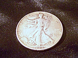 Liberty Walking Half Dollar 1944 Wartime.