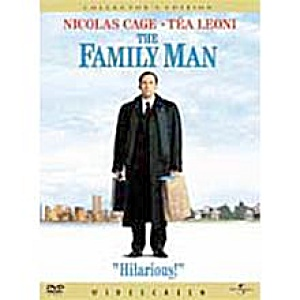 Nicolas Cage. The Family Man. DVD. (Image1)