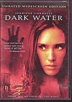 Dark Water. DVD  Jennifer Connelly. (Image1)