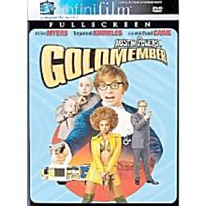 Austin Powers. Goldmember. DVD (Image1)