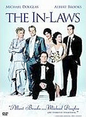 The In-Laws. DVD. Michael Douglas. (Image1)