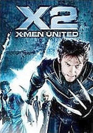 X2: X-men United. Widescreen edition. DVD. (Image1)