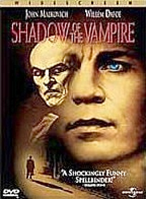 Shadow of the Vampire. Widescreen edition. DVD (Image1)