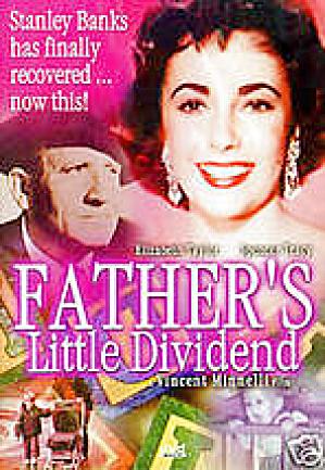 Father's Little Dividend. Elizabeth Taylor, Spencer Tracy. DVD (Image1)