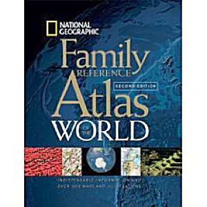 National Geographic Family Reference Atlas (Image1)
