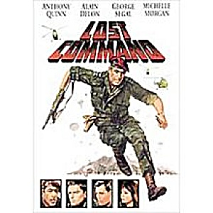 Lost Command. DVD. Anthony Quinn. (Image1)