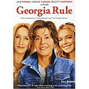 Georgia Rule. DVD.  Full screen. Jane Fonda, Lindsay Lohan. (Image1)