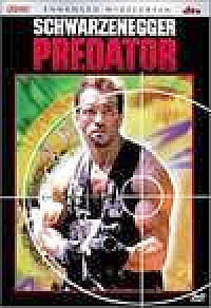 Scharzenegger. Predator. DVD. Enhanced widescreen. (Image1)