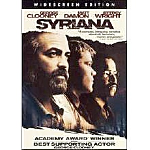 Syriana. Widescreen edition. George Clooney, Matt Damon. (Image1)