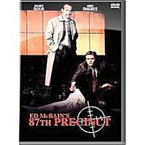 Randy Quaid. Ed McBain's 87th. Precinct. DVD (Image1)