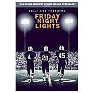 Friday Night Lights. Billy Bob Thornton. DVD. (Image1)