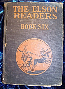 The Elson Readers Book Six 1920 HC (Image1)