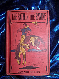 The Path In The Ravine 1895 Edward S. Ellis Hc
