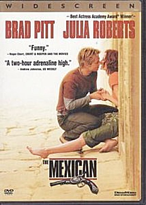 The Mexican. Brad Pitt, Julia Roberts. Widescreen dvd. (Image1)