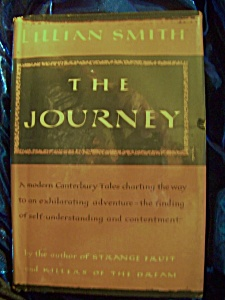 The Journey. 1954 stated First Edition by Lillian Smith (Image1)