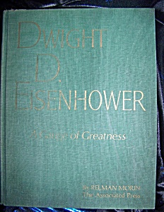 Dwight D. Eisenhower A gauge in greatness. 1969 HC (Image1)