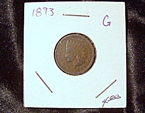 Indian Head Penny 1893 G (Image1)