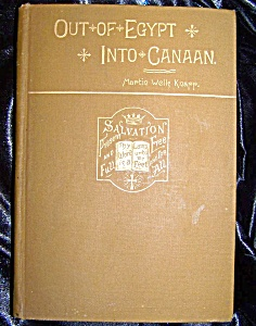 Out of Egypt into Canaan 1889 HC by Martin Wells Knapp (Image1)