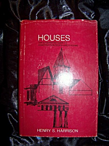Houses by Henry S. Harrison. HC with DJ. Stated First Printing. (Image1)