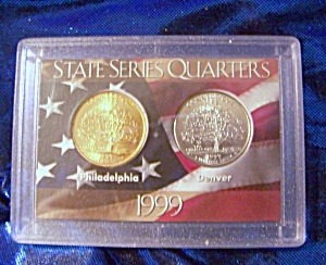 State Series Quarters 1999-P (Image1)