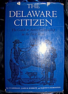 The Delaware Citizen 1978 Third Edition HC with DJ (Image1)
