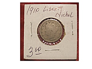1910 Liberty nickel (Image1)