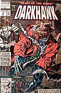 Darkhawk #12 - Marvel Comics - Feb, 92 (Image1)