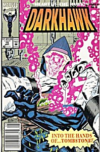DARKHAWK - Marvel Comics Issue  # 15 May 1992 (Image1)