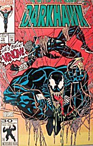 Darkhawk Issue #13 - Marvel Comics - March  92 (Image1)