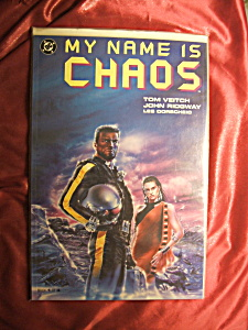 My Name Is Chaos Book #1 Of 4 Comic Book