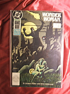 Wonder Woman Comic Book Issue No. 18 1988