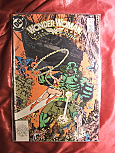Wonder Woman Issue #24 1987 Comic Book