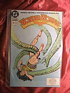 Wonder Woman Issue #38 1987 Comic Book