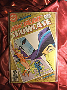 New Talent Showcase Issue #15 Comic Book
