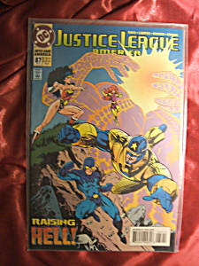 Justice League Of America Issue #87 Dc Comics