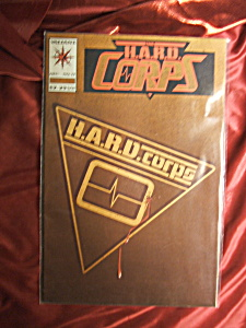 HARD Corps Issue #13 Valiant Comics (Image1)