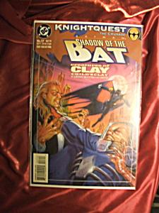 BATMAN: SHADOW OF THE BAT ISSUE #27 COMIC BOOK. (Image1)