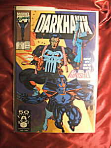 Darkhawk  Issue # 9  Nov. 1991 comic book. (Image1)