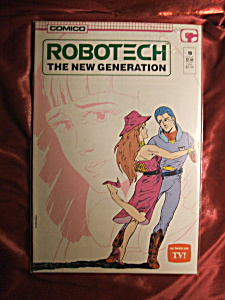 Robotech The New Generation #19