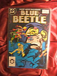 Blue Beetle #23 comic book. (Image1)