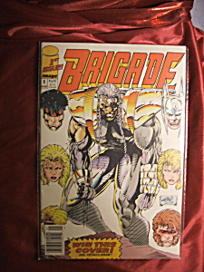 Brigade #1 comic book. (Image1)