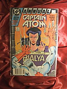 Captain Atom #2 comic book. (Image1)